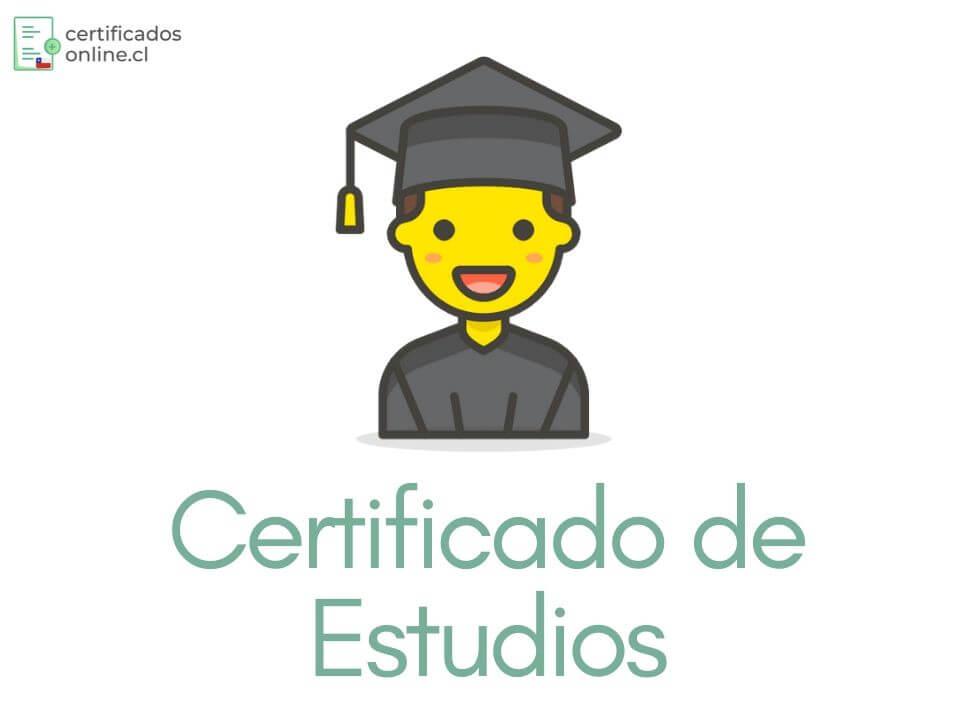 Certificado de Estudios Anual del Mineduc