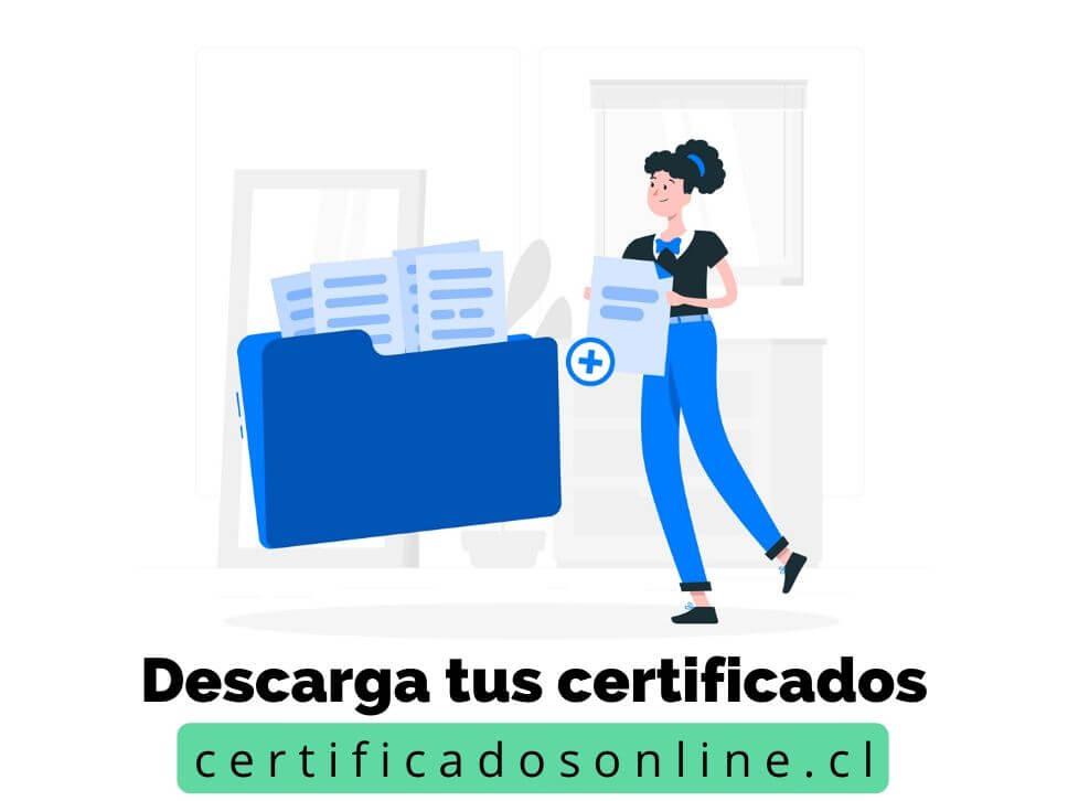 certificados en linea registro civil